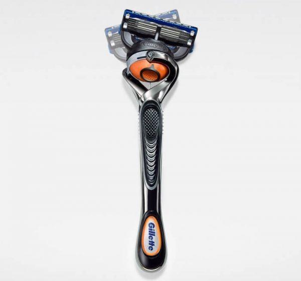Dao cạo râu Gillette Fusion Proglide Flexball 5 lưỡi 2