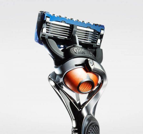 Dao cạo râu Gillette Fusion Proglide Flexball 5 lưỡi 4