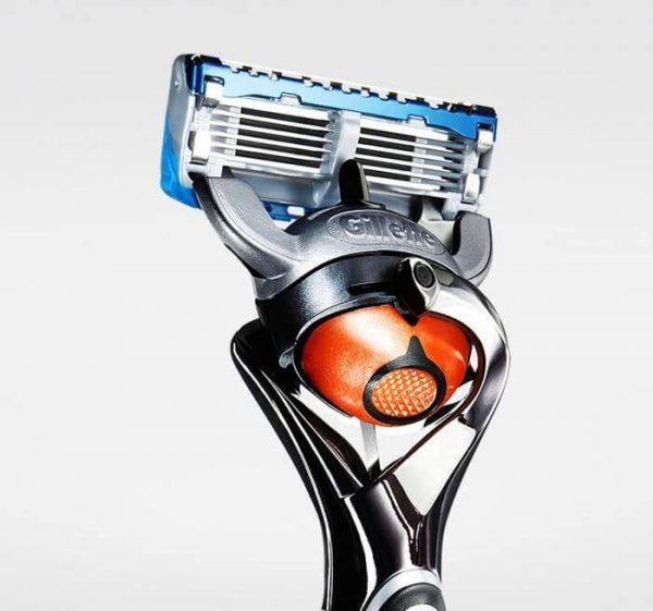 Dao cạo râu Gillette Fusion Proglide Flexball Power 5 lưỡi 8