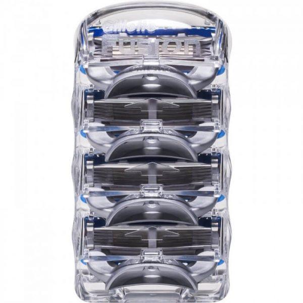Lưỡi dao cạo Gillette Fusion Proglide ( 4 chiếc ) 4