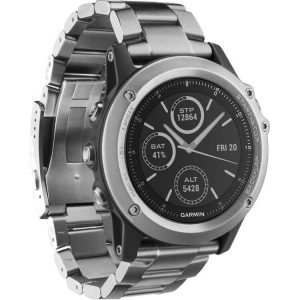 Đồng hồ thể thao GPS Garmin Fenix 3 Saphire Titanium