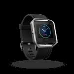 Đồng hồ thể thao Fitbit Blaze ( Black / Silver )