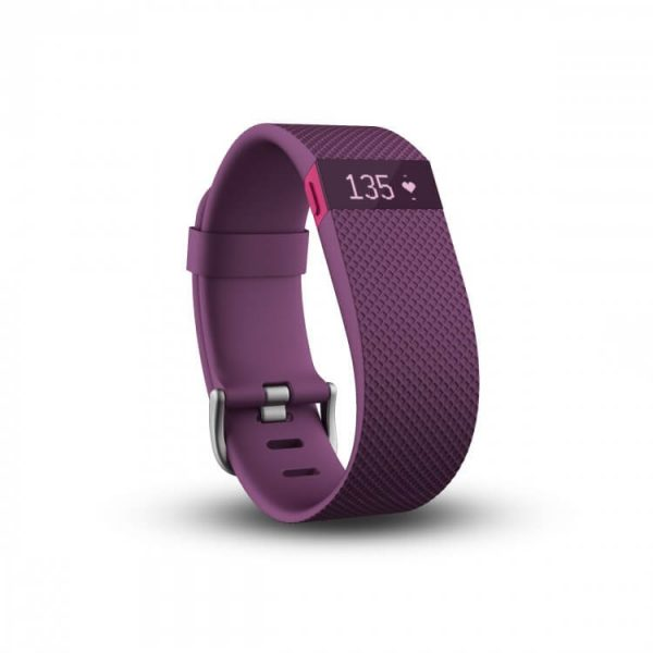 Đồng hồ thể thao Fitbit Charge HR ( Plum )