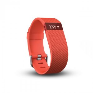 Đồng hồ thể thao Fitbit Charge HR ( Tangerine )