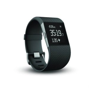Đồng hồ thể thao Fitbit Surge ( Black )