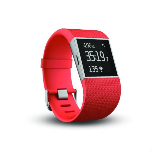 Đồng hồ thể thao Fitbit Surge ( Tangerine )