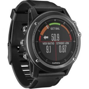 Đồng hồ thể thao GPS Garmin Fenix 3 Saphire HR