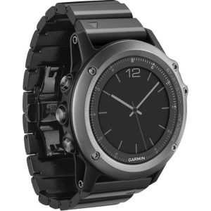 Đồng hồ thể thao GPS Garmin Fenix 3 Saphire Stainless Steel