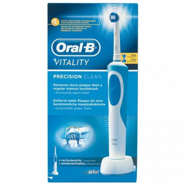 Bàn chải đánh răng điện Oral-B Vitality Precision Clean