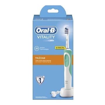 Bàn chải đánh răng điện Oral-B Vitality TriZone