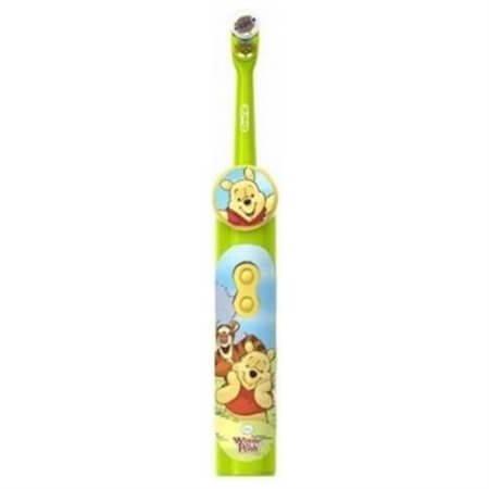 Bàn chải đánh răng điện Winnie Pooh cho bé 3 tuổi