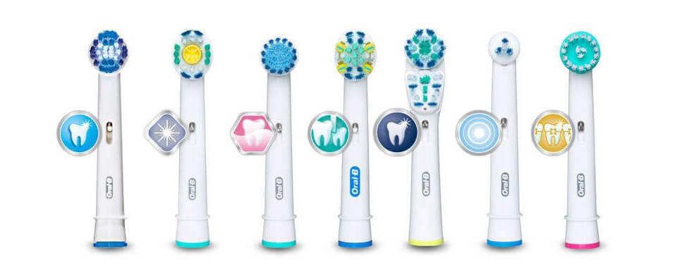 Đầu bàn chải đánh răng điện Oral-B