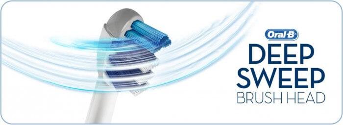 Đầu bàn chải điện Oral-B Deep Sweep