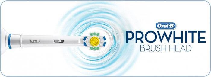 Đầu bàn chải điện Oral-B Pro White