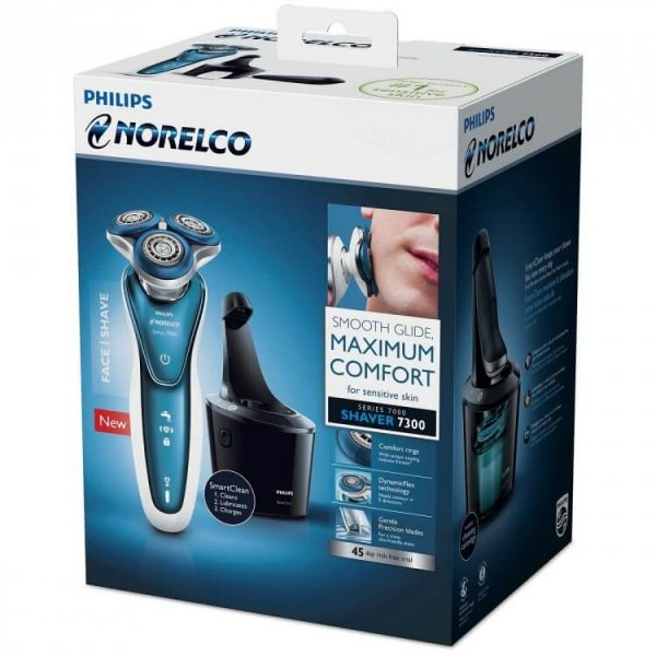 may cao rau philips norelco series 7000 s7370 84 wet dry 4 600x600 - Máy cạo râu Philips Norelco Series 7000 S7370/84 Wet & Dry