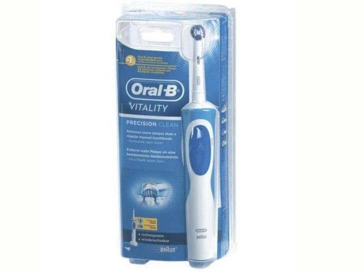 Những lưu ý khi chọn mua bàn chải đánh răng điện