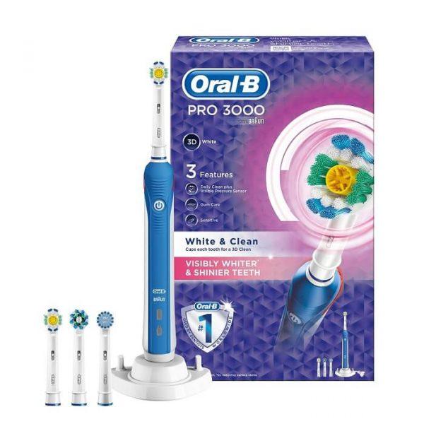 Bàn chải đánh răng điện Oral-B Pro 3000 2