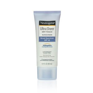 Kem chống nắng Neutrogena Ultra Sheer Dry Touch SPF 45