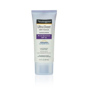 Kem chống nắng Neutrogena Ultra Sheer Dry Touch SPF 55