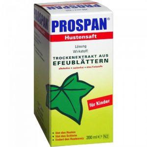 Thuốc ho Prospan 200ml Đức ( Siro )