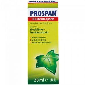 Thuốc ho Prospan 20ml Đức ( Tinh chất )