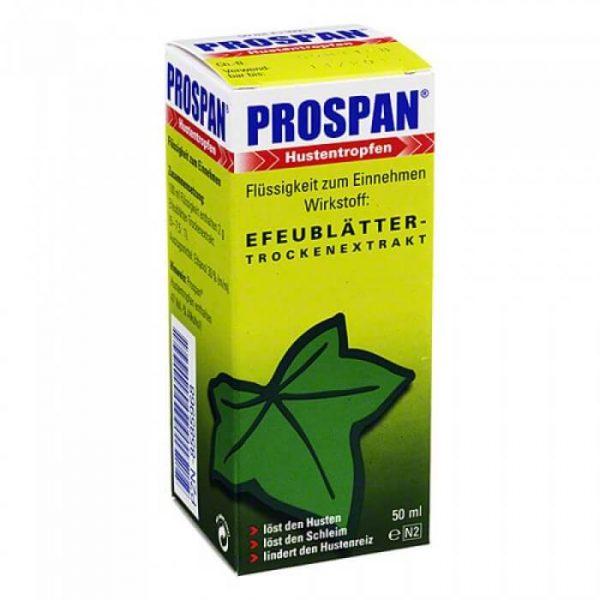 Thuốc ho Prospan 50ml Đức ( Tinh chất )
