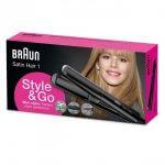 Máy là tóc mini Braun Satin Hair 1 Style & Go