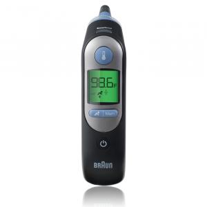 Nhiệt kế đo tai Braun IRT6520