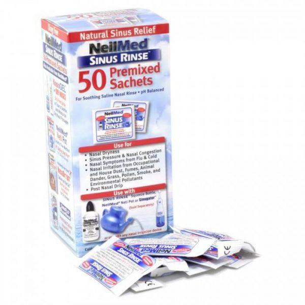 Muối rửa mũi NeilMed Sinus Rinse ( 50 gói )