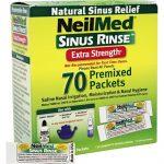 Muối rửa mũi NeilMed Sinus Rinse Extra Strength ( 70 gói )
