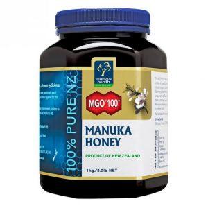 Mật ong Manuka Health MGO 100+ 1kg