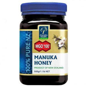 Mật ong Manuka Health MGO 100+ 500g