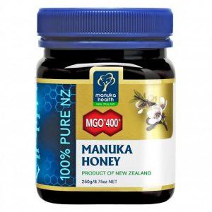 mat ong manuka health mgo 400 250g 300x300 - Mật ong Manuka Health MGO 400+ 250g