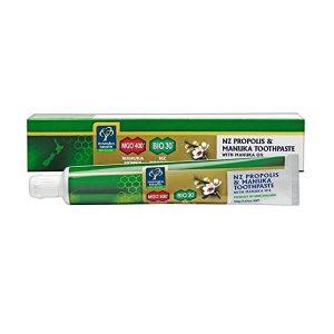 Kem đánh răng Manuka Health 100g ( MGO 400+ & Propolis BIO30 )