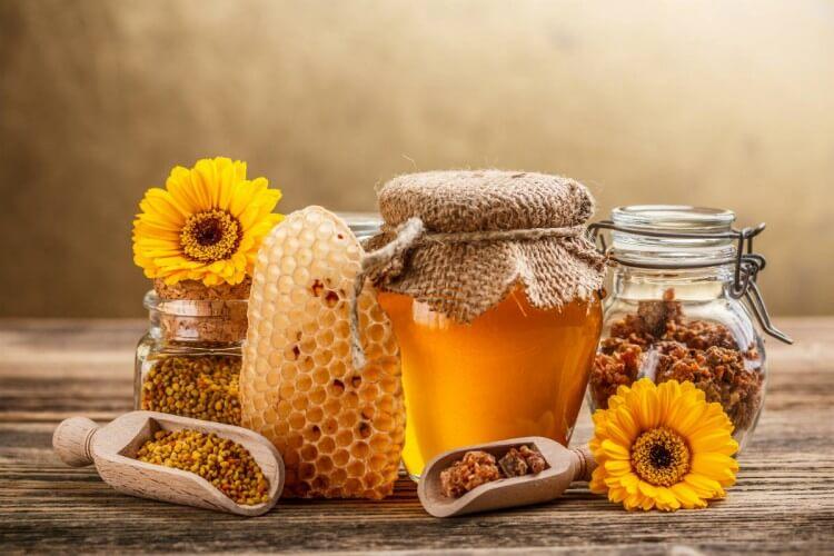 Trị ho hiệu quả với mật ong Manuka