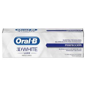 Kem đánh răng Oral-B 3D White Luxe Perfection 75ml