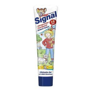 Kem đánh răng Signal cho bé từ 1-6 tuổi ( Đức )