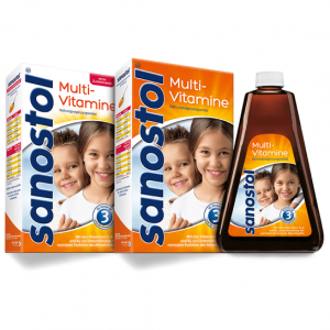 Siro vitamin tổng hợp Sanostol số 3