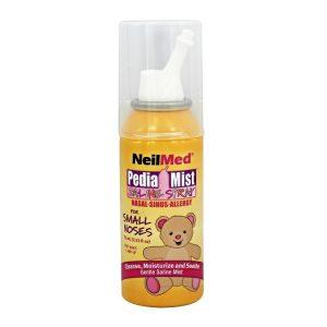 Xịt rửa mũi NeilMed cho bé từ 1 tuổi 75ml