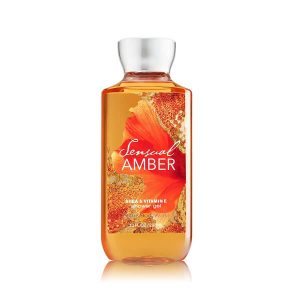 Sữa tắm Bath & Body Works Sensual Amber 295ml