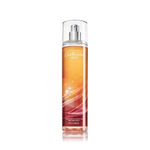 Xịt thơm toàn thân Bath & Body Works Cashmere Glow 236ml