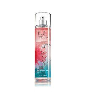 Xịt thơm toàn thân Bath & Body Works Pink Chiffon 236ml