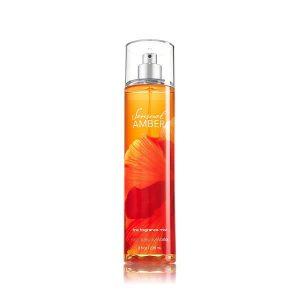 Xịt thơm toàn thân Bath & Body Works Sensual Amber 236ml