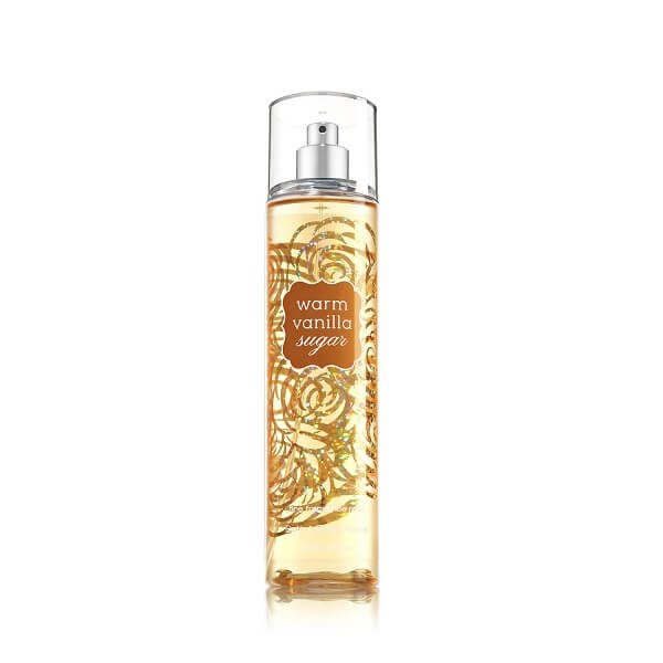 Xịt thơm toàn thân Bath & Body Works Warm Vinalla Sugar 236ml