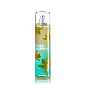 Xịt thơm toàn thân Bath & Body Works Wild Honeysuckle 236ml