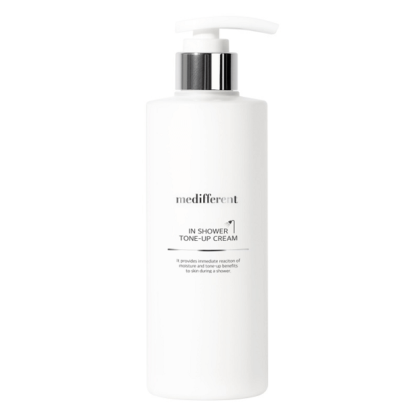 Sữa tắm trắng da Medifferent In Shower Tone-Up Cream Hàn Quốc