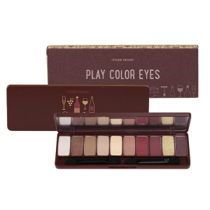 bang phan mat 10 mau etude house play color eyes wine party 10g 300x300 - Bảng phấn mắt 10 màu Etude House Play Color Eyes Wine Party 10g