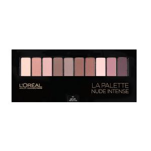 bang phan mat 10 mau loreal la palette nude intense 300x300 - Bảng phấn mắt 10 màu L'Oreal La Palette Nude Intense