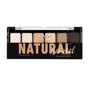 bang phan mat 6 mau nyx natural shadow palette 300x300 - Bảng phấn mắt 6 màu NYX Natural Shadow Palette