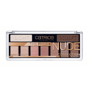 bang phan mat 9 o catrice the fresh nude collection eyeshadow palette 300x300 - Bảng phấn mắt 9 ô Catrice The Fresh Nude Collection Eyeshadow Palette
